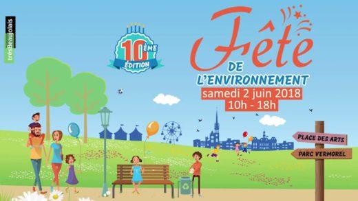 Rendez-vous à la Fête de l'environnement samedi 2 juin à Villefranche