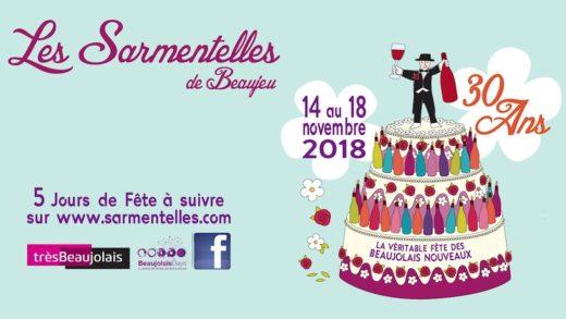 Rendez-vous aux Sarmentelles de Beaujeu 2018