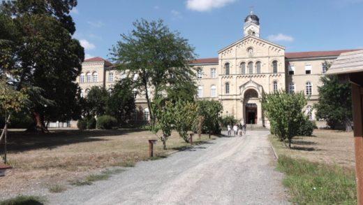 Rhône - Rentrée scolaire au Collège Notre-Dame de Mongré