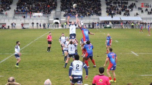 Rugby – CSV vs AS Macon 16/02/2020