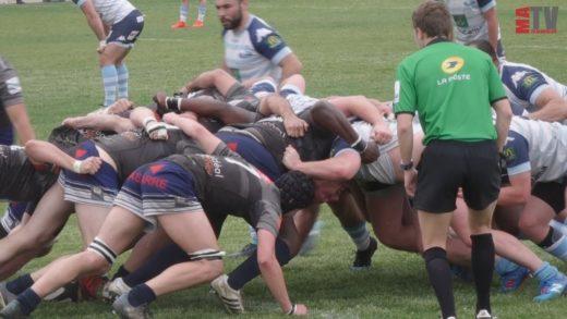 Rugby - CSVillefranche vs Meyzieu