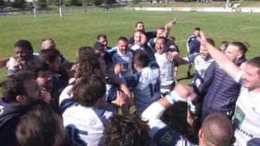Rugby – Le CSV se qualifie pour les 8ème de Finale