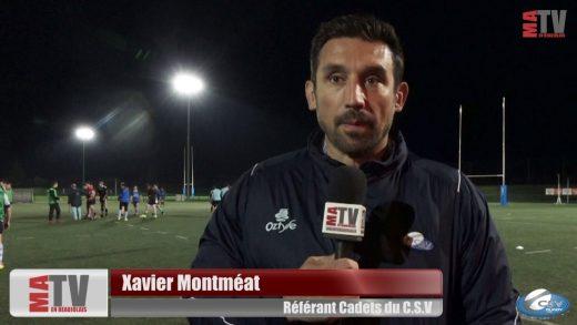 Rugby – Les Cadets du CSV en Finale
