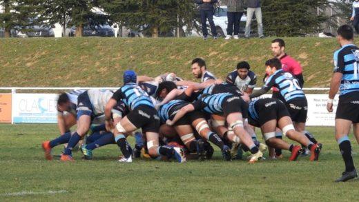 Rugby – Villefranche vs Massy