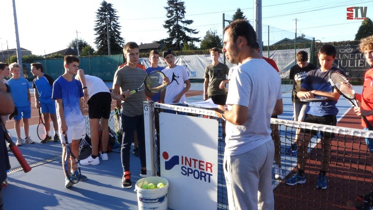 Tennis - Ambitions et Projets pour le TCAV