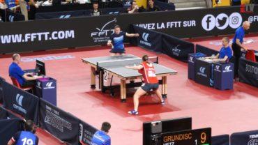 Tennis de table – Championnat de France 2020