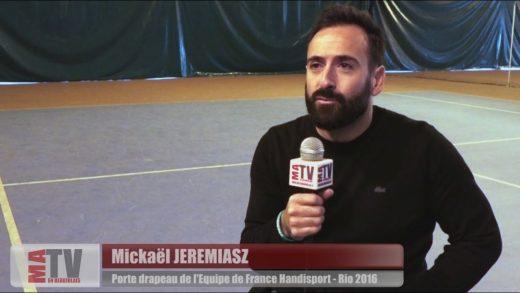 Tennis - Le Tennis Club de Villefranche reçoit Mickaël JEREMIASZ