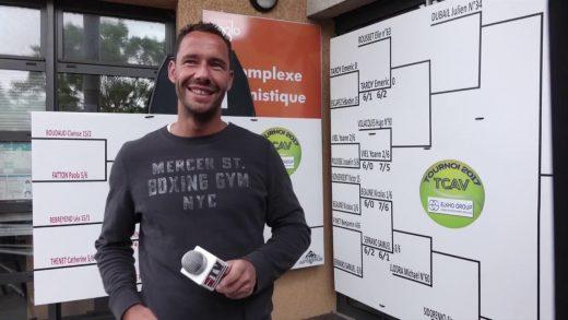 Tennis - Mickaël LLODRA au TCAV