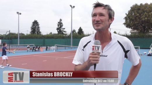 Tennis - TCAV -  Reprise des entraînements