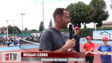 Tennis – Tournoi Open de Villefranche – les Finales