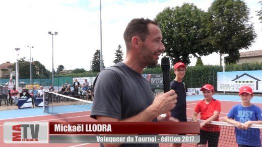 Tennis - Tournoi Open de Villefranche - les Finales