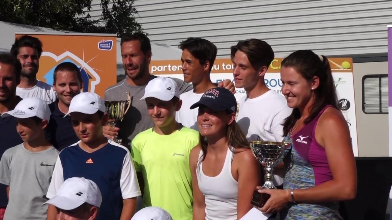 Tennis - Tournoi Open ELKHO GROUP 2019