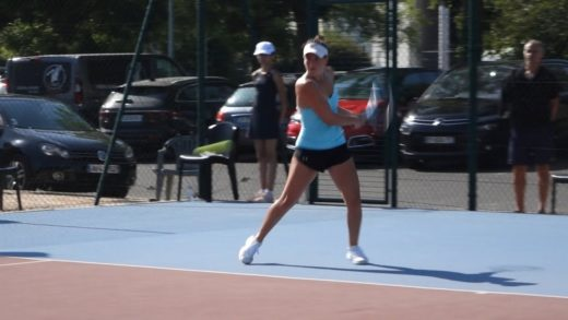 Tennis - Tournoi Open Elkho Group