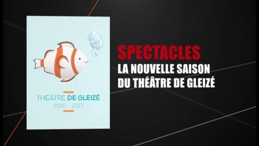 Théâtre de Gleizé – la nouvelle saison 2016/2017