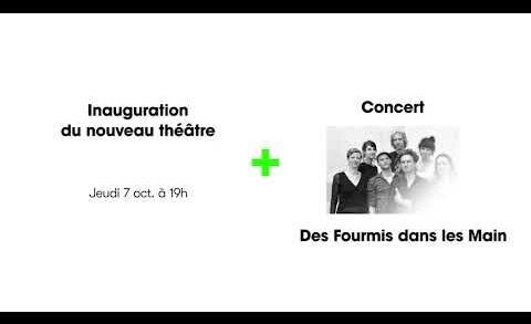 Théâtre de Villefranche 21/22 - Teaser