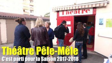 Théâtre Pêle-Mêle – Saison 2017/2018