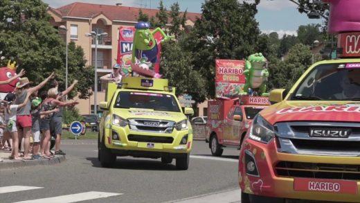 Tour de France 2019 à Tarare