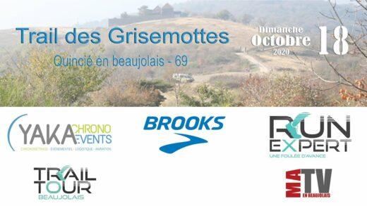 Trail - Les Grisemottes - Teaser 2020