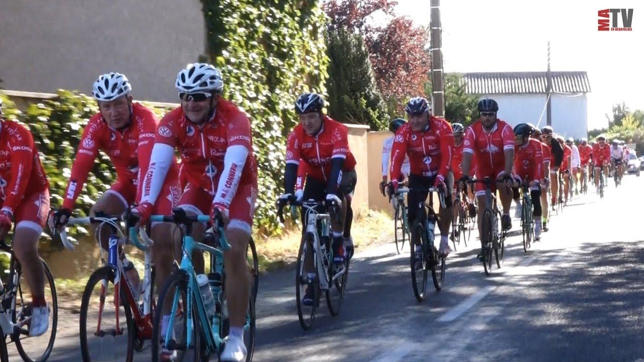 Vélo - Journée Partenaires du VCVB