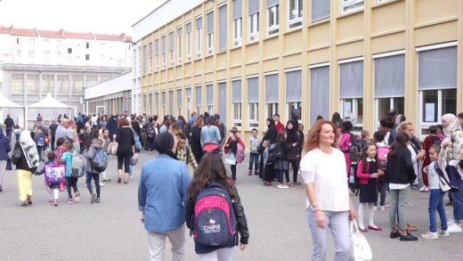 Villefranche-sur-Saône – Rentrée scolaire 2017