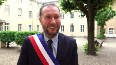 Villefranche-sur-Saône – Thomas Ravier, élu maire de la ville