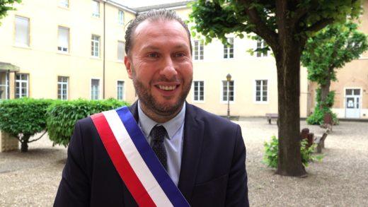 Villefranche-sur-Saône - Thomas Ravier, élu maire de la ville