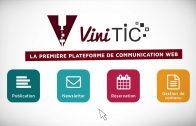 ViniTIC – la première plateforme de communication web au service des vignerons