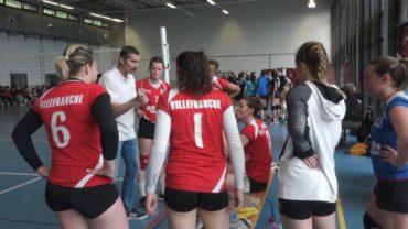 Volley-ball – La N3 pour l'équipe féminine du VBVB