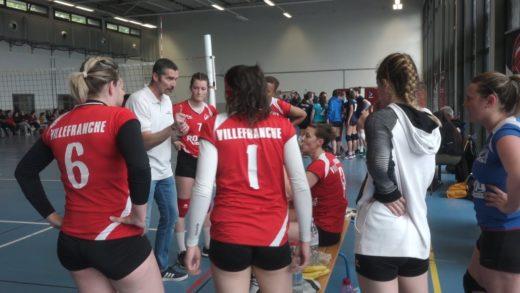 Volley-ball - La N3 pour l'équipe féminine du VBVB