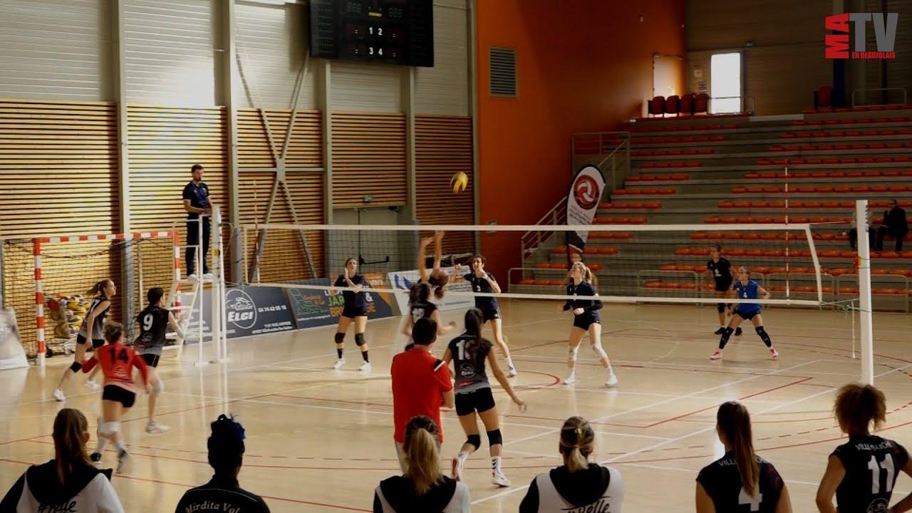 Volley-ball - Reprise des compétitions pour le VBVB