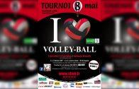 Volley-ball – Tournoi du 8 Mai 2016