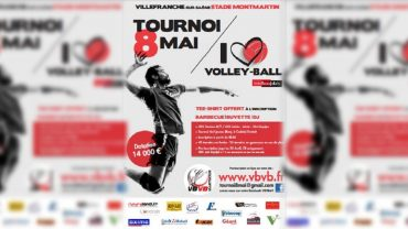 Volley – VBVB – Tournoi du 8 MAI 2017