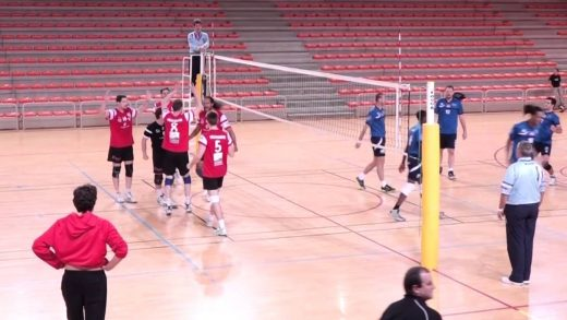 Volleyball – VBVB / ST LOUIS – 8 novembre 2014