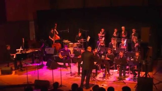 After Show - Le Big Band de Jazz de Villefranche