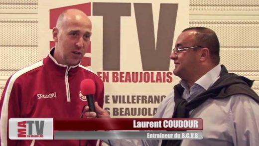 Basket Club Villefranche Beaujolais - Début de saison 2013/2014