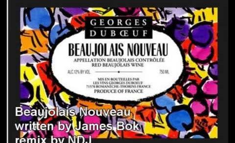 Beaujolais Nouveau (Dub step DnB remix)