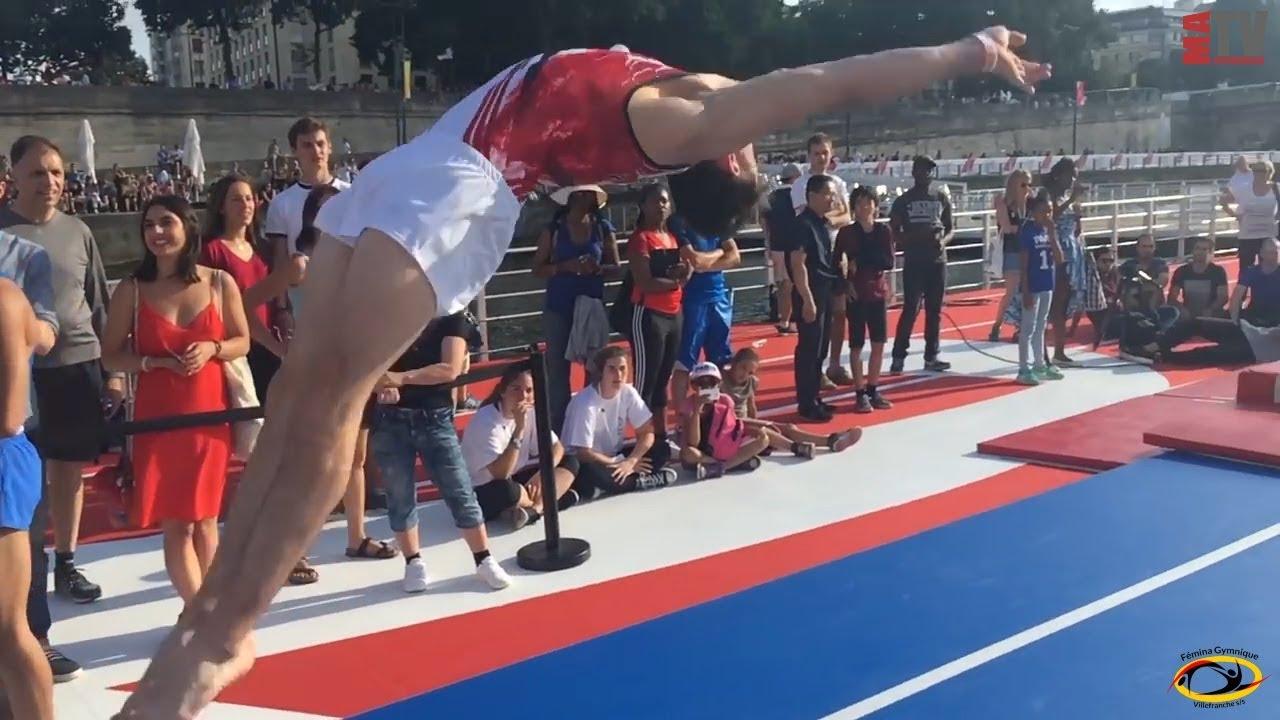 Championnat de France de Gymnastique Artitistique