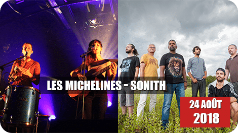 Concerts - Les Michelines & Sonith