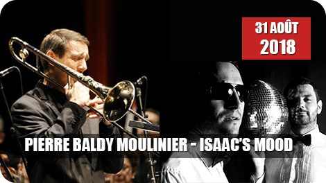 Concerts - Pierre Baldy Moulinier & Isaac's Mood