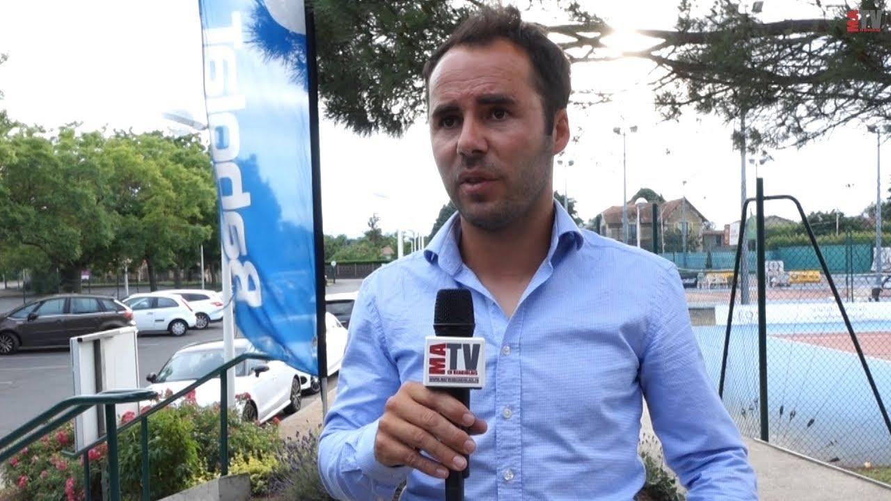 Tennis - Lancement du tournoi Elkho Group 2018