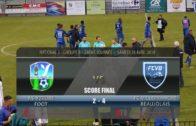 Foot – AS Yzeure vs FCVB 28ème journée