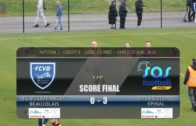 Foot – Drancy vs FCVB 23/11/2018