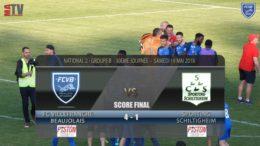 Foot – FCVB vs Schiltigheim – Villefranche en National