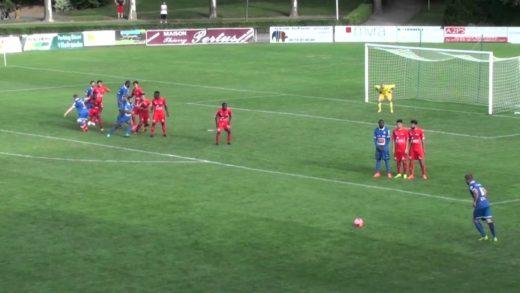 FOOTBALL - FCVB / BEZIERS 23-08/2014