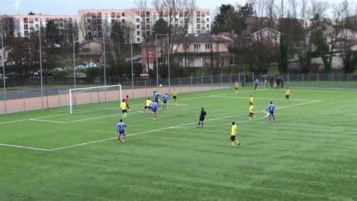 Football - Résumé FCVB / SOCHAUX B 15-02-2014