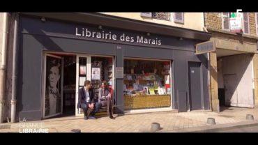 La Librairie des Marais dans La Grande Librairie sur France 5