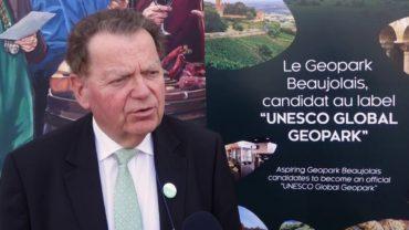 Le Beaujolais obtient le label Geopark de l'UNESCO