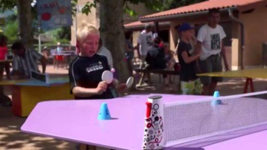 Le Crazy Pong