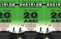 Duathlon de Guéreins – Vincent Rohmer – Vainqueur de l'édition 2016
