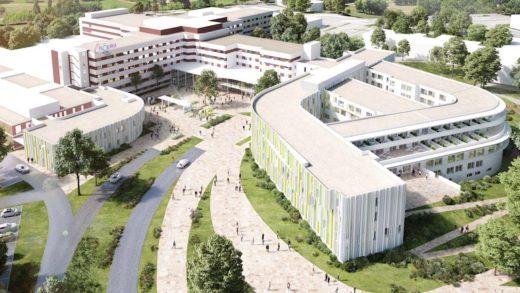 L'Hôpital Nord-Ouest de Villefranche dévoile le projet «Hôpital 2020»